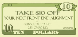 Oil Change | Service Oil Company | Oshkosh, Wisconsin