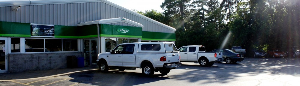 Service Oil Company | Serv-U Beverage | Oshkosh, Wisconsin