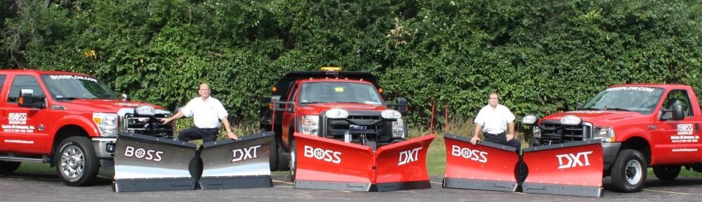 BOSS Snow Plows | Service Oil Company | Oshkosh, Wisconsin